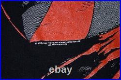 1988 a nightmare on elm street 80s cult slasher horror movie t-shirt vtg Freddy