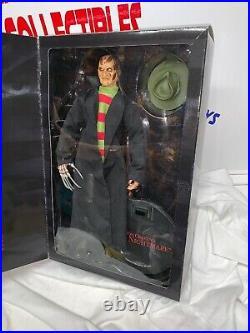 2004 Freddy Krueger Sideshow Rare 12 New Nightmare Figure Elm Street
