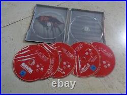 A NIGHTMARE ON ELM STREET 1-7 COLLECTION rare Blu-ray SteelBook Freddy Krueger
