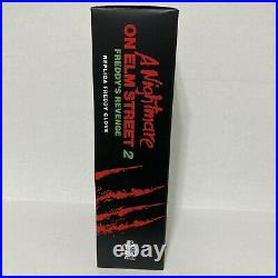A Nightmare On Elm Street 2 Freddy Krueger Signed Autograph Glove Robert Englund