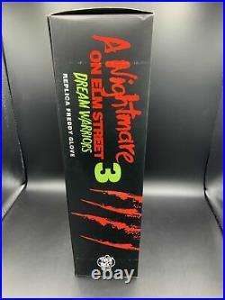 A Nightmare On Elm Street 3 Dream Warriors Replica Freddy Glove