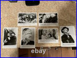 A Nightmare On Elm Street 3 Press Kit TV Freddy Krueger Rare