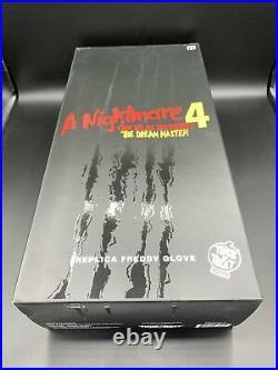A Nightmare On Elm Street 4 The Dream Master Replica Freddy Glove
