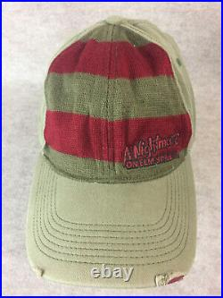 A Nightmare On Elm Street Hat Horror Freddy Krueger