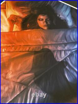 A Nightmare On Elm Street Movie Poster Art Print Freddy Krueger Wes Craven mondo
