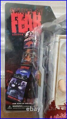 A Nightmare On Elm Street Nancy Thompson in Tub Mezco Cinema Of Fear Series 2