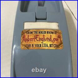 A Nightmare On Elm Street Tongue Phone Signed By Freddy Krueger Robert Englund