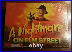 A Nightmare On Elm Street Victory Games NEW! Shrinkwrap! Unplayed