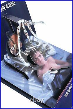 A Nightmare on Elm Street 1985 U. S. Video Counter Display
