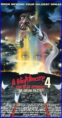A Nightmare on Elm Street 4 The Dream Master Collector Freddy Krueger Glove