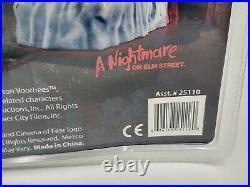 A Nightmare on Elm Street Cinema of Fear Screen Grabs monochrome variant Mezco