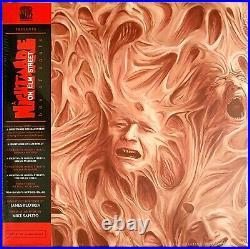 A Nightmare on Elm Street Complete Series Soundtrack 8-LP Vinyl Record Album