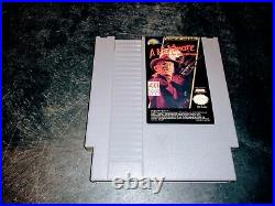 A Nightmare on Elm Street Nintendo Entertainment System 1990 NES Complete in Box
