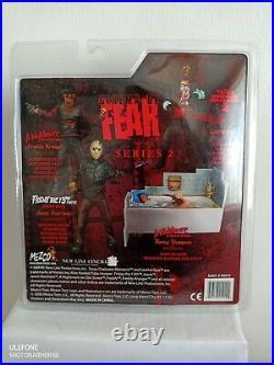 Cinema Of Fear series 2 A Nightmare On Elm Street Nancy Thompson Mezco