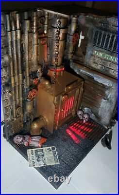 Custom DIORAMA 1/6 Freddy Krueger NIGHTMARE on Elm Street - 16 For 12 Figures