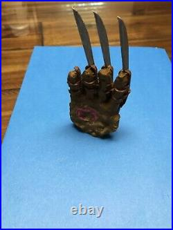 Custom Freddy Pinball nightmare on elmstreet pinball glove part