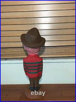 ESCO Like Statue Freddy Krueger A Nightmare On Elm Street