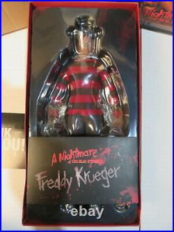 FREDDY KRUEGER 1/6 Scale Sideshow Collectible Nightmare Elm Street #1003591 NIB