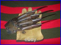 Freddy Krueger As Seen Today AST Glove Nightmare Elm Street by Brian DGW Sills