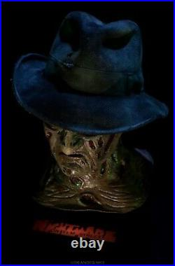 Freddy Krueger CLASSIC Custom Made Foam Filled Head A Nightmare On Elm Street