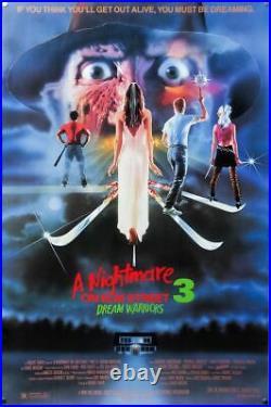 Freddy Krueger Glove A Nightmare on Elm Street 3 Dream Warriors Trick or Treat