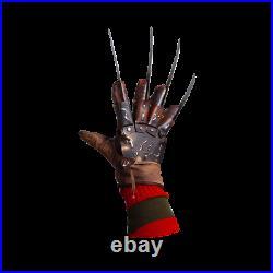 Freddy Krueger Glove A Nightmare on Elm Street 4 Dream Master Trick or Treat