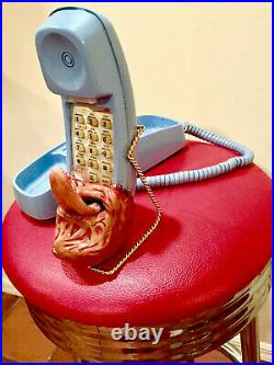Freddy Mask Phone Nightmare On Elm Street Prop 1984 Jason Myers
