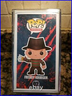 Funko Pop Nightmare on Elm Street Freddy Krueger Figure Glowing Chase