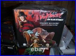Gentle Giant Freddy Krueger Nightmare On Elm Street Chair Statue NIB MINT #167