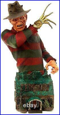 Gentle Giant Nightmare On Elm Street Freddy Krueger bust