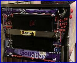 Gottlieb Freddy A Nightmare On Elm Street Flipper
