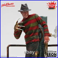 Iron Studios A Nightmare on Elm Street Freddy Krueger Deluxe Art Scale Statue