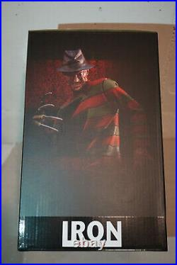 Iron Studios Horror Series A Nightmare On Elm Street Freddy Krueger 110