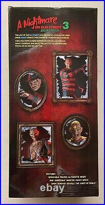NECA 1/4 Scale Nightmare on Elm Street 3 Freddy Krueger 18 Action Figure NIB