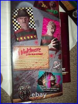 NECA 1/4 scale 18 Feddy Krueger Nightmare on Elm Street 2 NIB