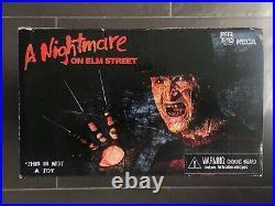 NECA A NIGHTMARE ON ELM STREET 3 Freddy Krueger Handschuh Prop Replica 1987