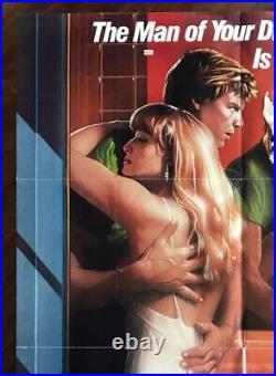 NIGHTMARE ON ELM STREET 2 FREDDY'S REVENGE 1985 Horror Slasher ORIG MOVIE POSTER