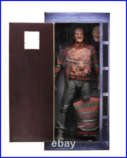 NIGHTMARE ON ELM STREET 3 Freddy Krueger 1/4 Scale Action Figure (NECA) #NEW