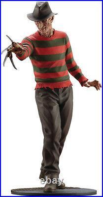Nightmare On Elm Street 4 12 Inch Statue Figure ArtFX Series Freddy Krueger