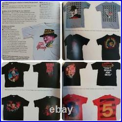 Nightmare On Elm Street 4 Freddy Super Greek 80S Vintage T-Shirt RARE