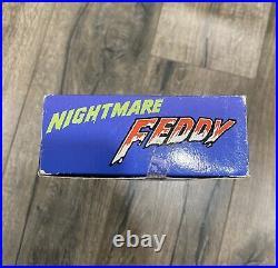 Nightmare On Elm Street Freddy Nightmare Feddy Krueger 12'' Bootleg New Sealed