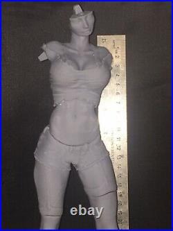 Nightmare On Elm Street-Sexy Girl 1/6 Resin Model