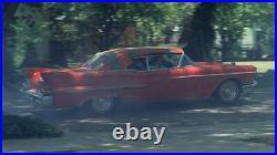 Nightmare On Elm Street Signed x4 with COA Diecast Car Freddy Krueger 80s Horror