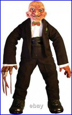 Nightmare on Elm Street Cinema of Fear Series 2 Freddy Krueger Plush
