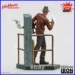 Nightmare on Elm Street Freddy Krueger 110 DELUXE Statue Iron Studios Sideshow