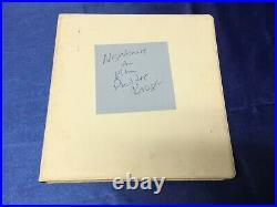 Nightmare on Elm Street Freddy Krueger 1991 Impel Hologram Card Shim Proof 1/1