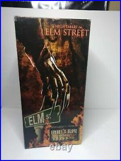 Nightmare on Elm street, FREDDY'S Glove replica