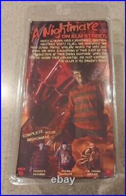 Sealed NECA Nightmare On Elm Street Freddy Krueger 8 Long Arms Figure AUTHENTIC