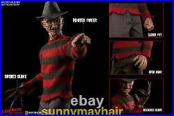 Sideshow 1/6 Freddy Krueger Dream Killer Figure 100359 A Nightmare on Elm Street