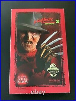Sideshow Collectibles Freddy Krueger A Nightmare On Elm Street Dream Worriors